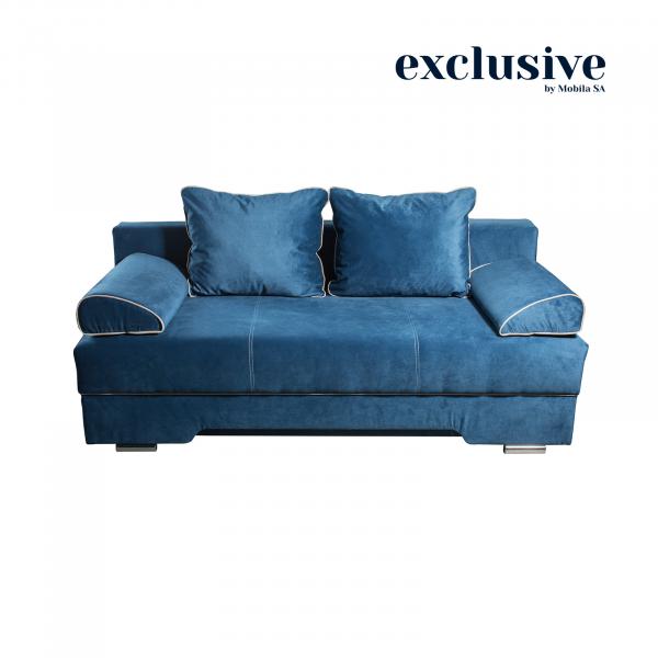 Canapea LUXEMBURG, extensibila, relaxa, cu lada depozitare 0