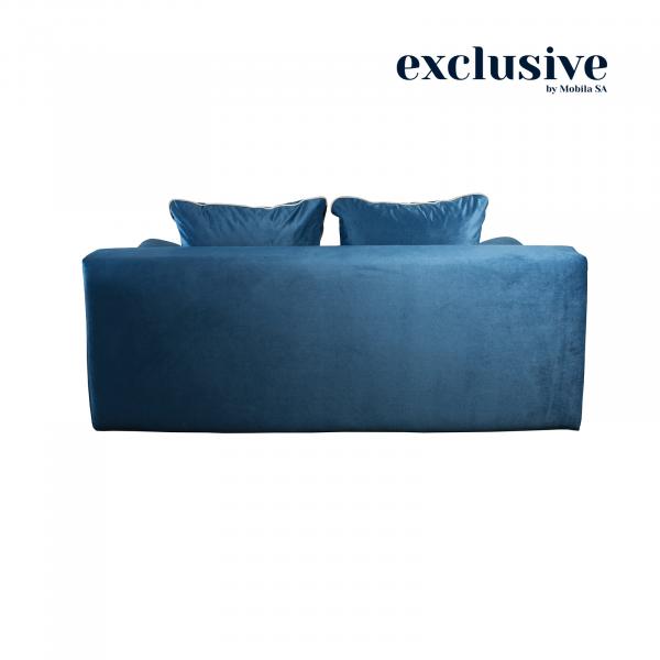 Canapea LUXEMBURG, extensibila, relaxa, cu lada depozitare 4