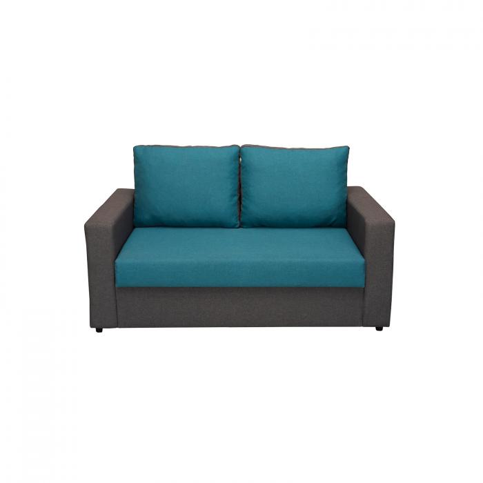 Canapea NERO, 2 locuri, extensibila 0