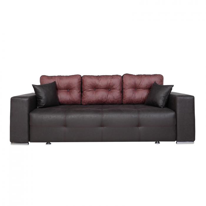 Canapea OPTIMUS, extensibila, relaxa, cu lada depozitare - ExpoMob [1]