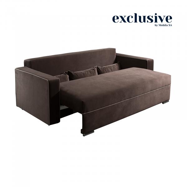 Canapea OSLO, extensibila, relaxa, cu lada depozitare 2
