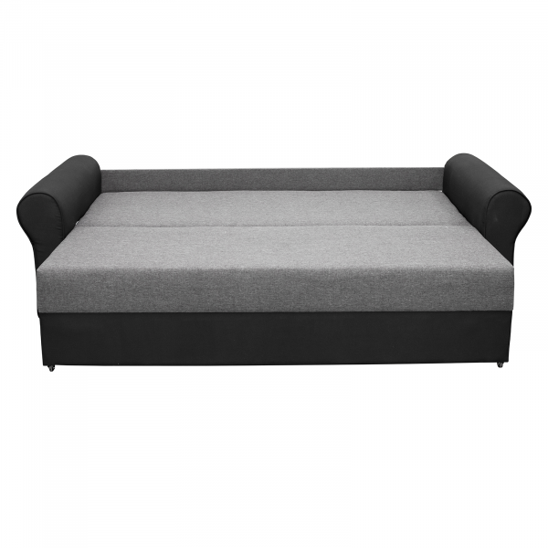 Canapea Sara extensibila cu lada depozitare - ExpoMob 1