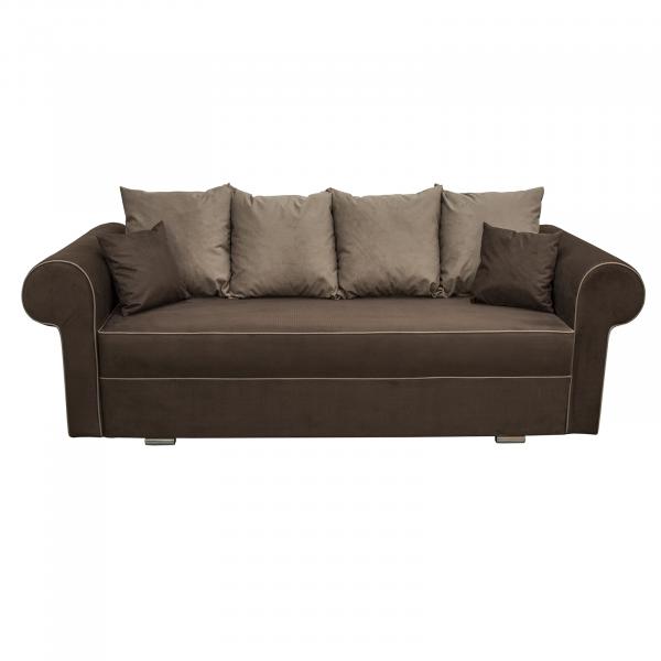 Canapea SOFIA, extensibila, relaxa, cu lada depozitare 0