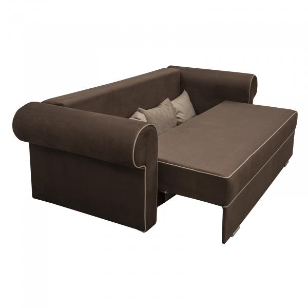 Canapea SOFIA, extensibila, relaxa, cu lada depozitare 2