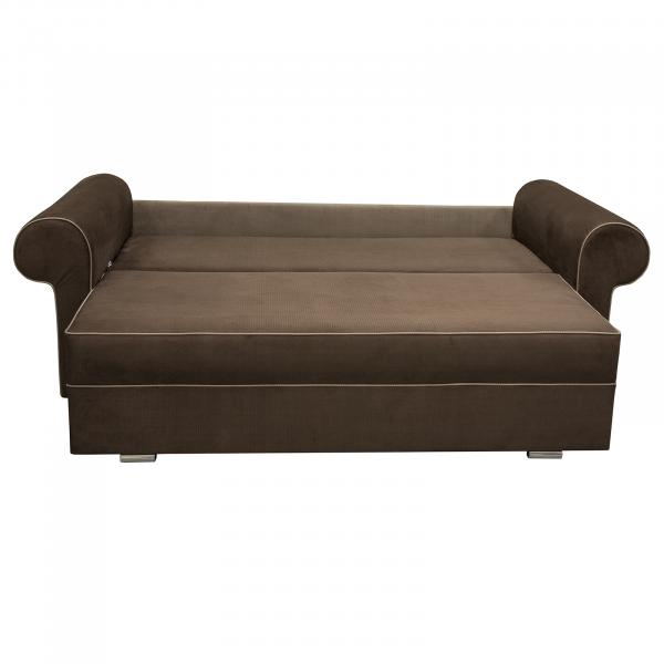 Canapea SOFIA, extensibila, relaxa, cu lada depozitare 1