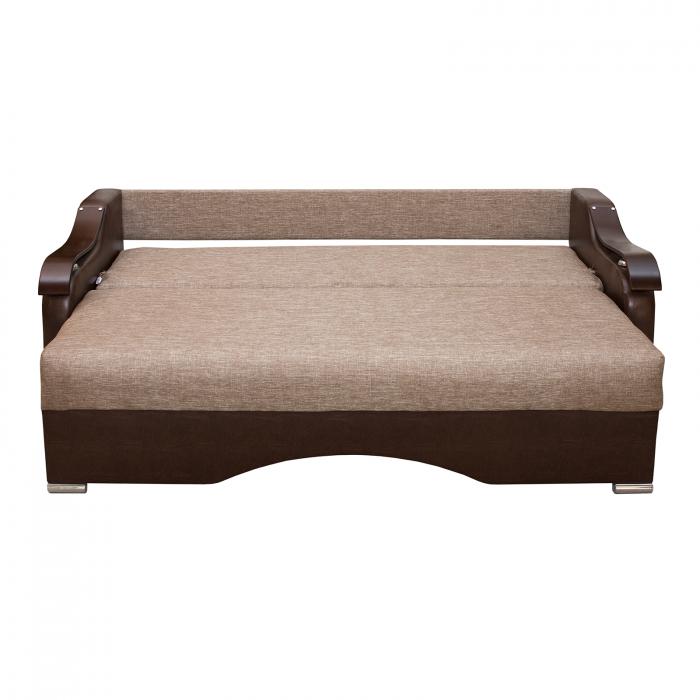 Canapea Sonia extensibila cu lada depozitare - ExpoMob 4
