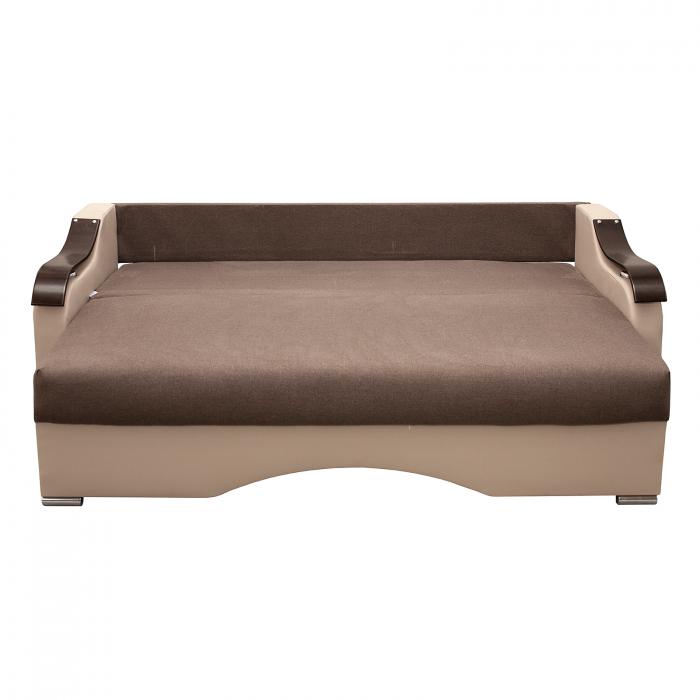Canapea Sonia extensibila cu lada depozitare - ExpoMob 1