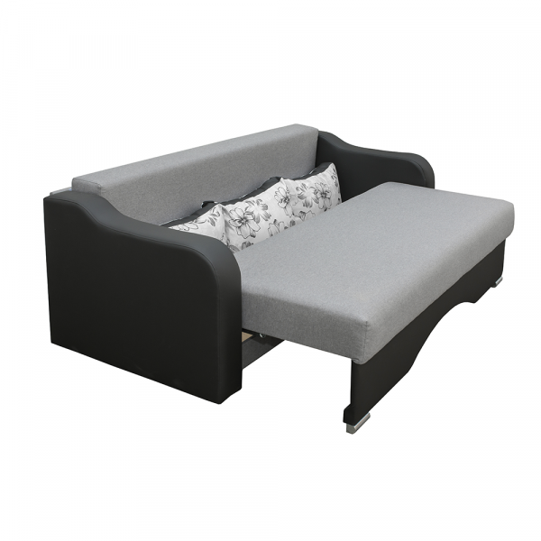 Canapea SONIA II, extensibila, relaxa, cu lada depozitare 2