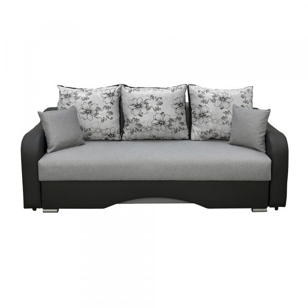 Canapea SONIA II, extensibila, relaxa, cu lada depozitare 0