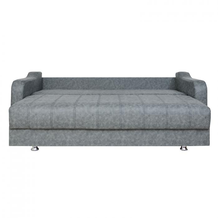Canapea Ultra extensibila cu lada depozitare - ExpoMob 2