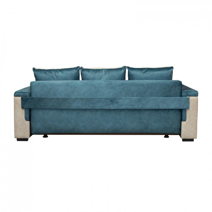 Canapea ZIRVE, extensibila, relaxa, cu lada depozitare - ExpoMob [3]