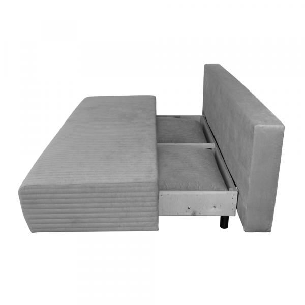 Canapea ZOJA, extensibila, cu lada depozitare 1