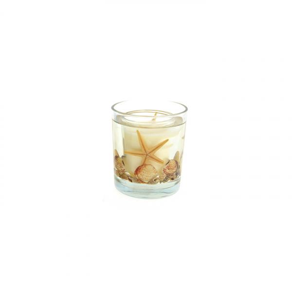 Candela sticla Sea Aroma Ocean decorativa - ExpoMob 0
