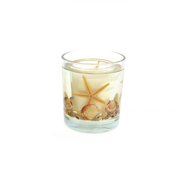 Candela sticla Sea Aroma Ocean decorativa - ExpoMob 1