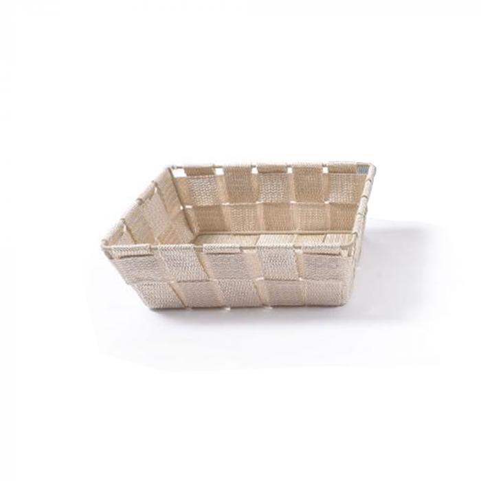 Coș din plastic 18x14 cm, înălțime 6 cm - ExpoMob [0]