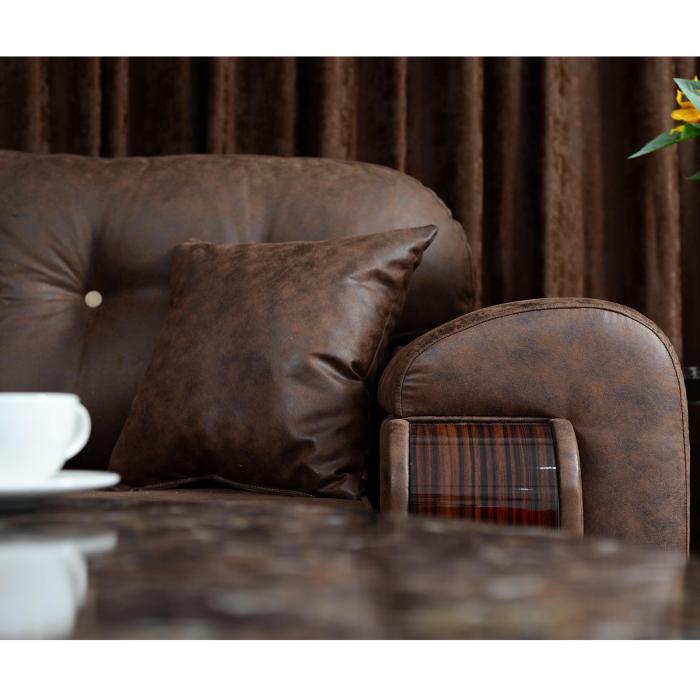 Coltar ORBAY, extensibila, relaxa, cu lada depozitare - ExpoMob 8