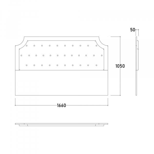 Dormitor ABELYA cu somieră și spațiu depozitare 11