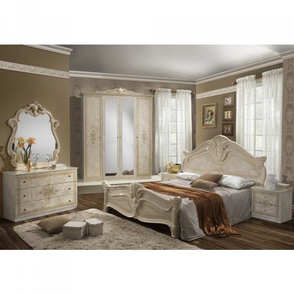 Set Complet Dormitor de lux Amalfi cu 4 Usi -  ExpoMob [0]