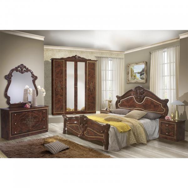 Set Complet Dormitor de lux Amalfi cu 4 Usi -  ExpoMob 0