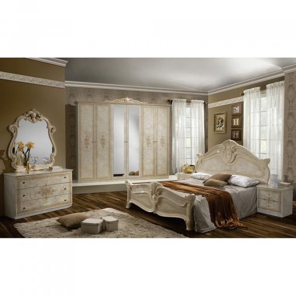 Set Complet Dormitor de lux Amalfi cu 6 Usi  - ExpoMob 0