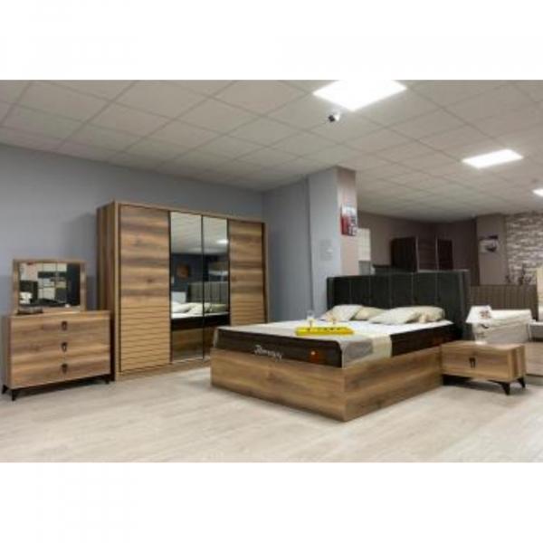 Dormitor ANTAR cu somieră și spațiu depozitare [1]