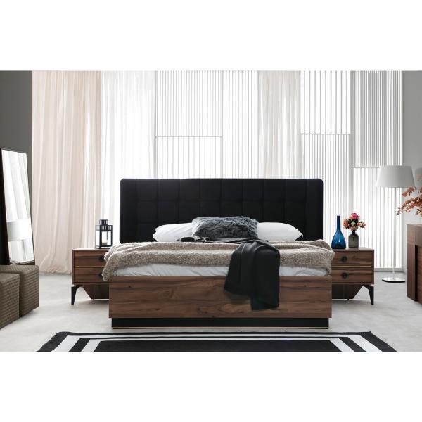 Dormitor EYMIR cu somieră și spațiu depozitare 2