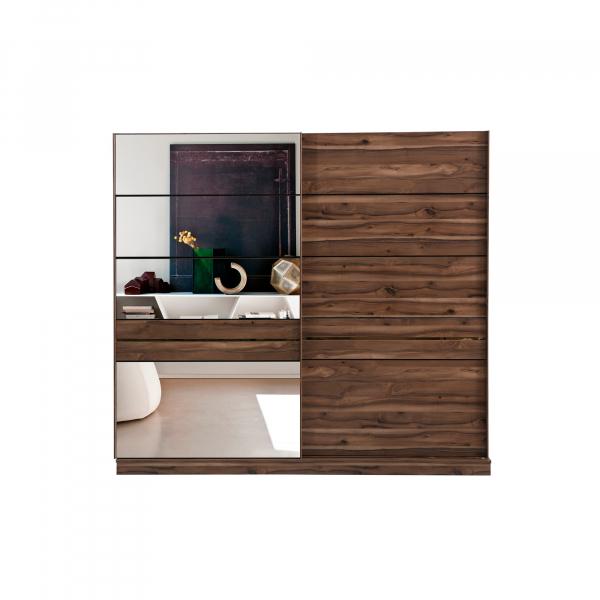 Dormitor EYMIR cu somieră și spațiu depozitare 8