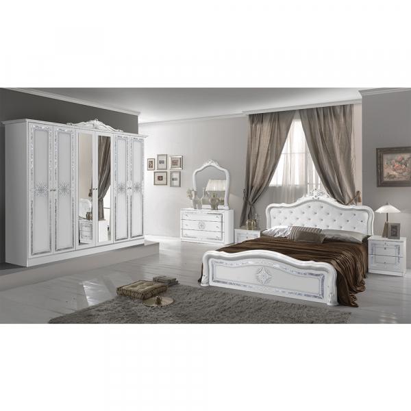 Set Complet Dormitor de lux - Dulap cu 6 usi - ExpoMob [0]