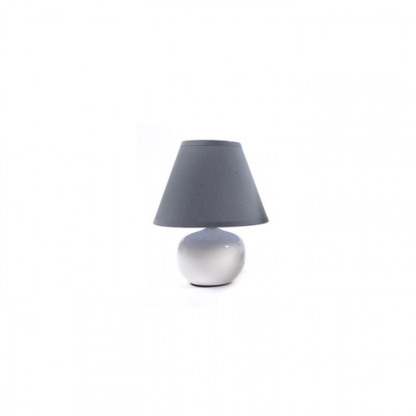 Lampa cu baza ceramica - Diametru 18 Inaltime 24 cm - ExpoMob 0