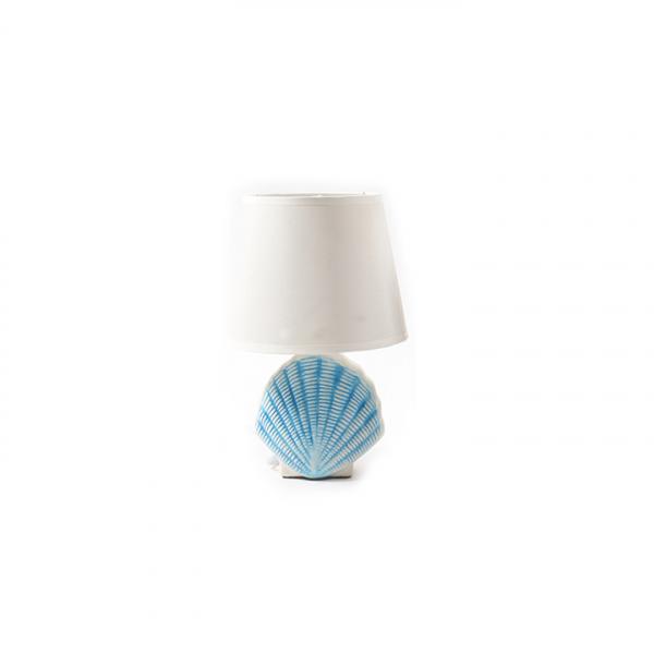 Lampa cu baza ceramica - Diametru 18 Inaltime 28 cm - ExpoMob [0]