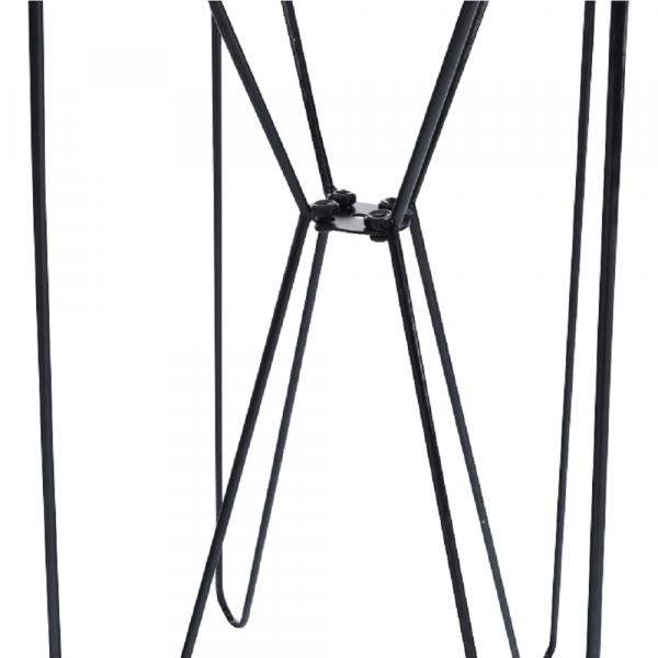 Măsuţă portabilă din metal RUBEN - Expomob 2