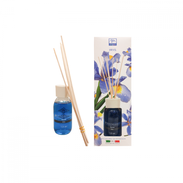 Odorizant de camera cu betisoare, aroma Iris, 125ml - ExpoMob [0]