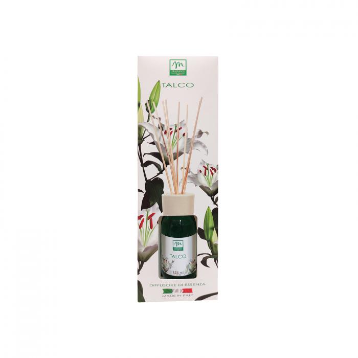 Odorizant de camera cu betisoare, aroma Talco, 125ml - ExpoMob [2]