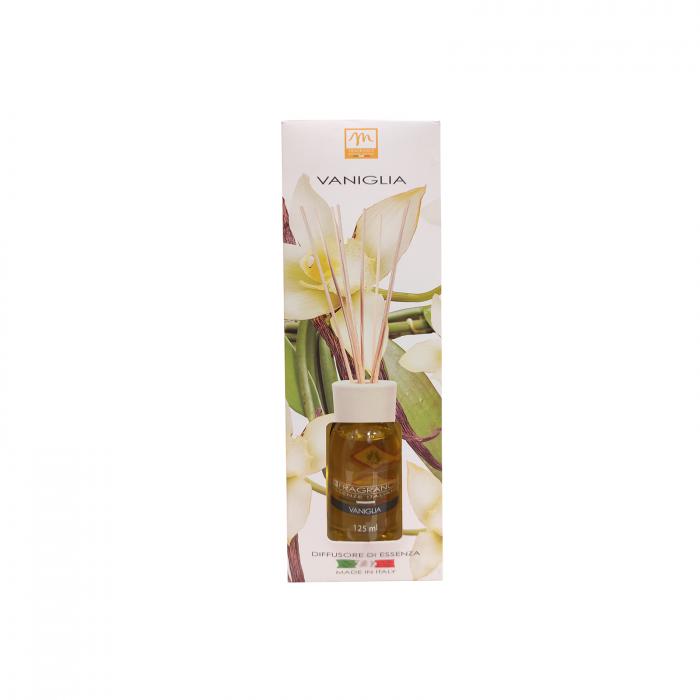 Odorizant de camera cu betisoare, aroma Vaniglia, 125ml - ExpoMob [2]