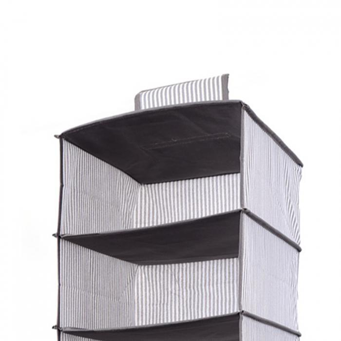 Organizator cu 9 nivele, 30x30x130 cm, material tnt - ExpoMob [1]