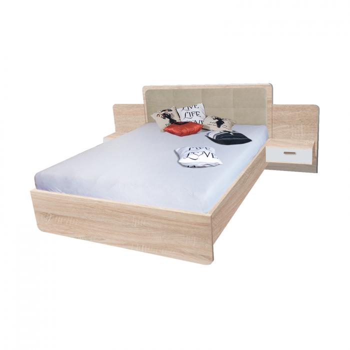 Pat EF2L 160x200 pentru dormitor - ExpoMob [0]