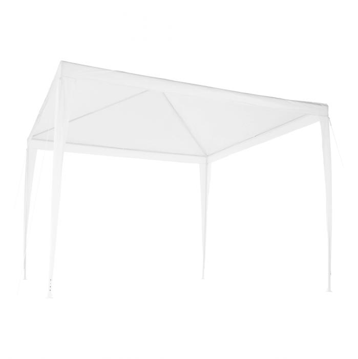 Pavilion grădină/foişor, alb, 3x3 m, GOTAN - Expomob 1