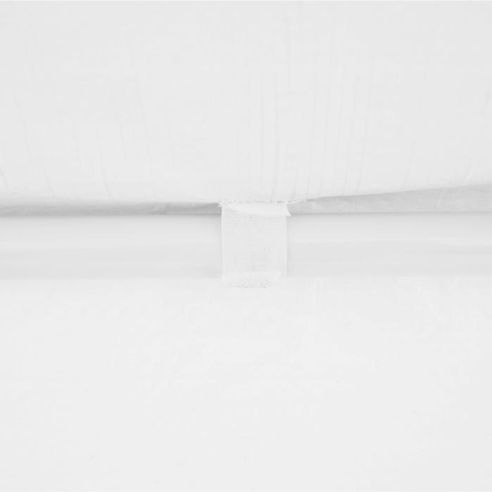 Pavilion grădină/foişor, alb, 3x3 m, GOTAN - Expomob 18