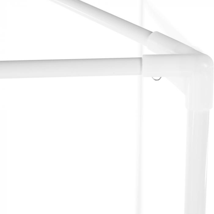 Pavilion grădină/foişor, alb, 3x3 m, GOTAN - Expomob 10