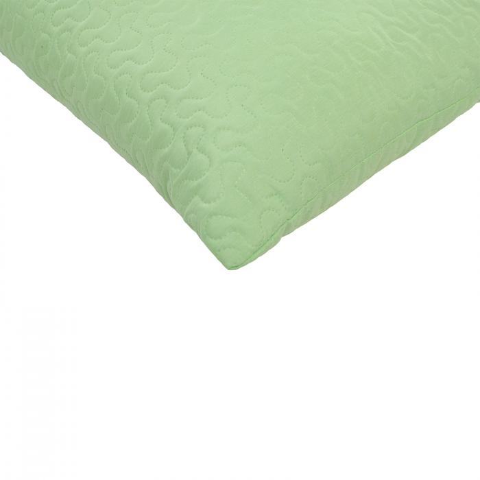 Perna 50x70 Microfibra Verde - ExpoMob 2