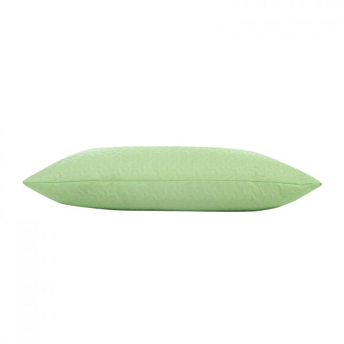 Perna 50x70 Microfibra Verde - ExpoMob 5