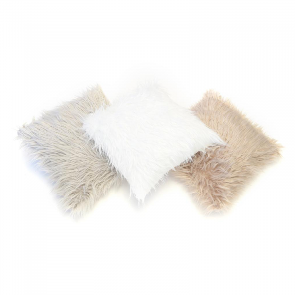 Perna cu fir lung Touch 45x45 cm decorativa - ExpoMob [0]