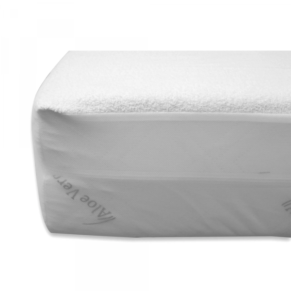 Protectie saltea impermeabila 160x200 cm - 100% Bumbac - ExpoMob 2