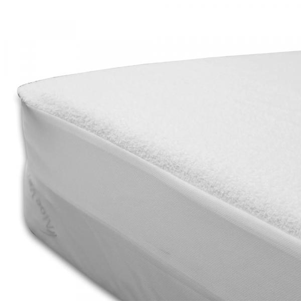 Protectie saltea impermeabila 160x200 cm - 100% Bumbac - ExpoMob 1