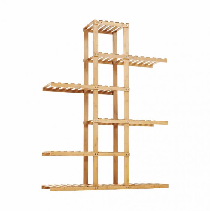 Raft, bambus lăcuit, TUSUM - Expomob 7