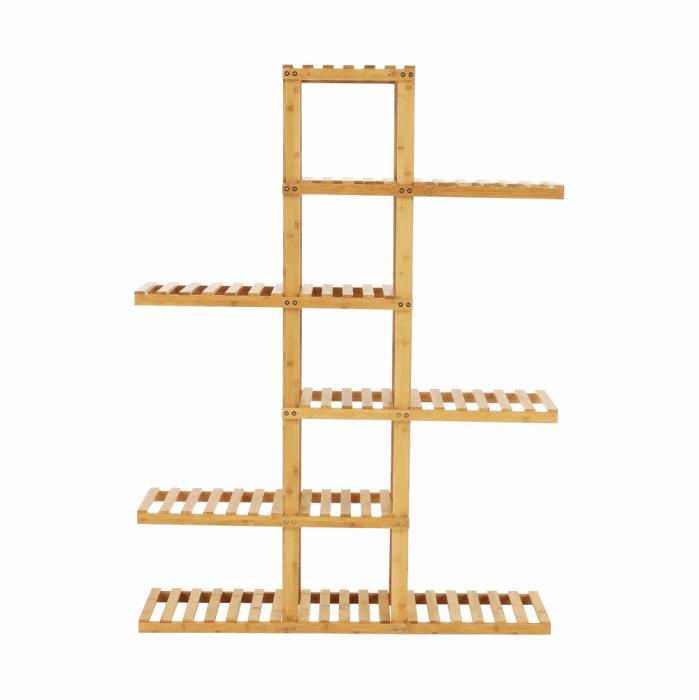 Raft, bambus lăcuit, TUSUM - Expomob 6