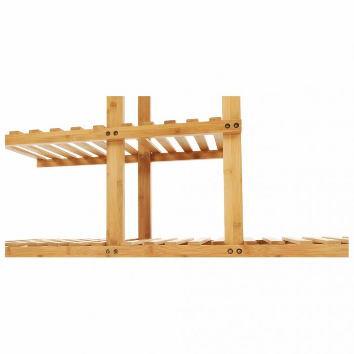 Raft, bambus lăcuit, TUSUM - Expomob 10