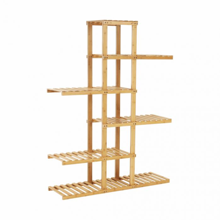 Raft, bambus lăcuit, TUSUM - Expomob 5