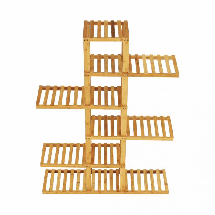 Raft, bambus lăcuit, TUSUM - Expomob 3