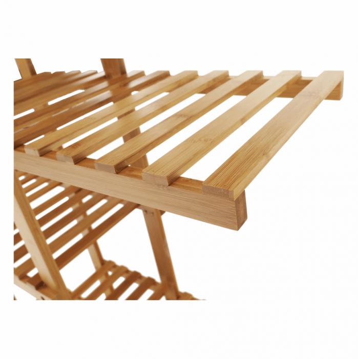 Raft, bambus lăcuit, TUSUM - Expomob 12